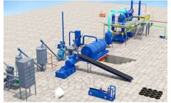 Doing pyrolysis plant project cases collection in America