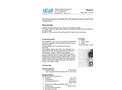 SWAN - Flowcontroller - Flow Datasheet
