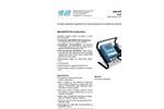 AMI INSPECTOR - Model QA - Resistivity Portable Monitoring System Datasheet