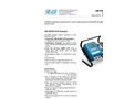 SWAN - QA-Monitor AMI Inspector Hydrogen Datasheet