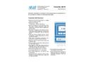 SWAN - AMI Pharmacon - Electronic Transmitter & Controller Datasheet