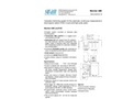 Monitor AMI LineTOC - Datasheet