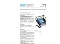 QA-Monitor AMI Inspector Resistivity Datasheet