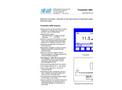 SWAN - AMU Oxytrace - Electronic Transmitter & Controller Datasheet