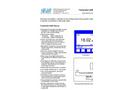 SWAN - AMU Rescon - Electronic Transmitter & Controller Datasheet