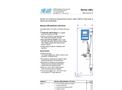 Monitor AMI pH-Redox; QV-Flow Datasheet