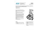 Chematest 25 - Hand-Held Instrument Datasheet
