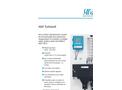 SWAN - AMI pH-Redox; M-Flow - Complete Analyzer on Mounting Panel Datasheet