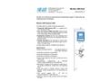 AMI Oxytrace - Model QED - High Precision Monitor Brochure