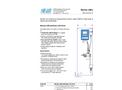 Model AMI pH-Redox-QV-Flow - pH Monitor- Brochure
