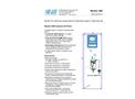 Model AMI Oxytrace - High Precision Monitor Brochure