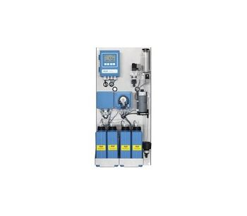 SWAN - Analyzer AMI Silica for Complete Monitoring System