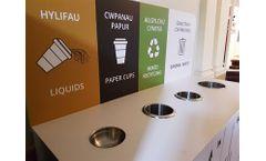 Unisan UK - Bespoke Recycling Stations