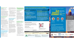 BLR Safety Summit  2014 Brochure