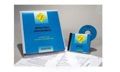 OSHA´s Industrial Ergonomics PowerPoint® Training Kit