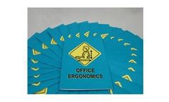 Office Ergonomics and the Computer Work Station Video Training Kit