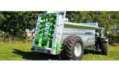 Model SIROKO Series - Muck Spreaders
