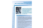 Cleaning And Disinfection Services Datasheet
