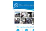 Preventive Maintenance Services Datasheet