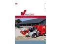 Drive Maximus Plus - Model V-MIX - Self-Propelled Mixer Wagon Brochure