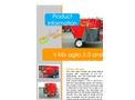 V - Mix agilo - Model 3.5 to 5 - Single-Auger Mixer Brochure