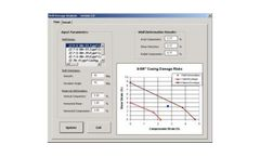 GeoMechanics - Well Damage Risk Analysis and Design Optimization Software