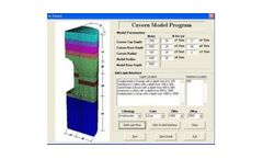 GeoMechanics - Salt Deformation and Salt Cavern Analysis Software