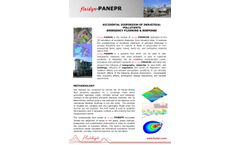 Fluidyn Panache - Atmospheric Pollutant Dispersion and Air Quality Prediction Software - Brochure