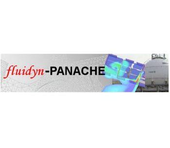 FLUIDYN - Version PANACHE - Atmospheric Pollution & Industrial Risk Analysis Software