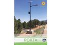 Greenshine - Model Porta Series - Solar Lighting System - Brochure