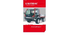 Versatile Complete Self Propelled Equipment-UNITRAC 92