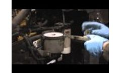How To Change a Kleenoil Filter Cartridge Video