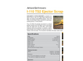 Model 140TS2 - Direct Mount Ejector Scraper Brochure