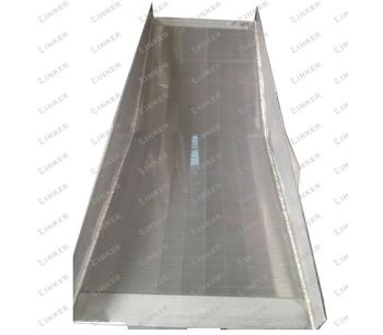Screens for food processing and starch industry - Food and Beverage - Food