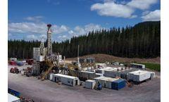 Drillmec HH-300 Hydaulic rig - Geothermal drilling rig