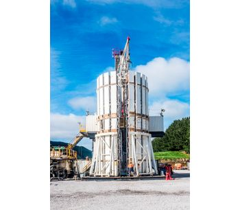 Automatic and Hydraulic Rotary Drilling Rig-3