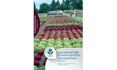 International Code of Nomenclature for Cultivated Plants, Ninth Edition