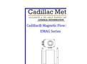 Cadillac - Model EMAG - Magnetic Flow Meter Datasheet