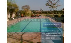 Residential and Commercial Swimming Pool