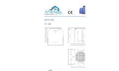AlmAqua - Model FS 1 500 - Septic Tanks Brochure