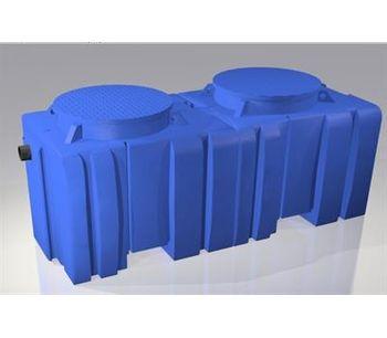 AlmAqua - Model GD 1 500 - Biological Septic Tanks
