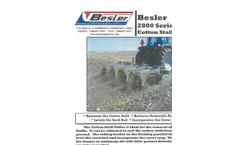 Model 2800 - Cotton Puller Brochure