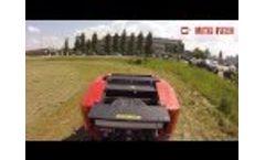 Electrical Control Baling Press Z562-40 Metal-Fach Video