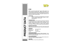 WHS - Model C100 - Cooling Tower Brochure