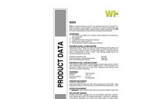 Model B203 - Non-Oxidising Biocide Brochure