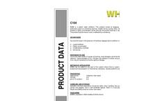 Cooling Tower Anti Foam C104- Brochure