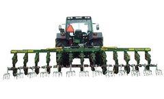 Thyregod - Model TRV - Inter-Row Cultivator