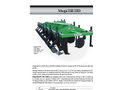 MegaTill - Model HD - Tillage Harrow Brochure