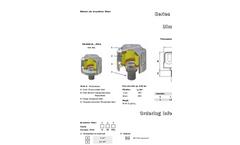 MP Filtri - Model TA - Metal Air Breather Filter Brochure