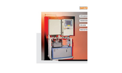 BARTEC BENKE - CFPP-4.2 - Cold Filter Plugging Point Process Analyzer Data Sheet
